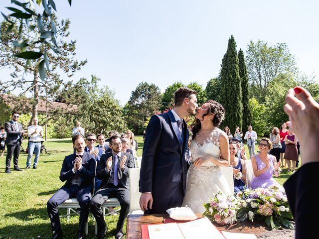 Il matrimonio di Enrico e Francesca a Godega di Sant'Urbano, Treviso 17