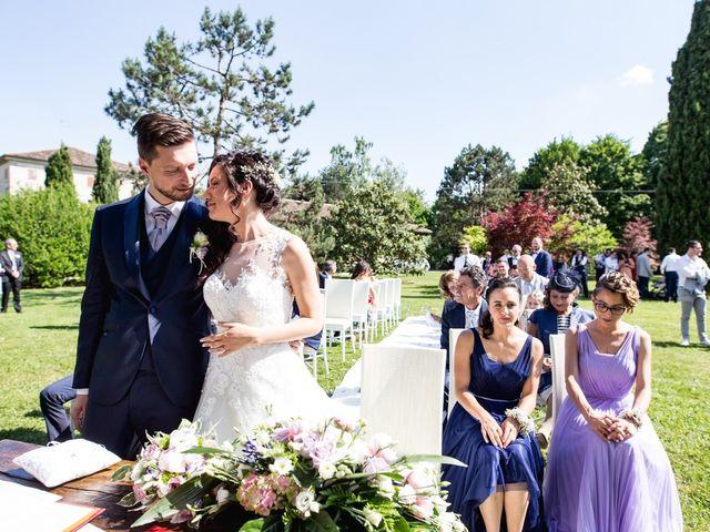 Il matrimonio di Enrico e Francesca a Godega di Sant'Urbano, Treviso 19