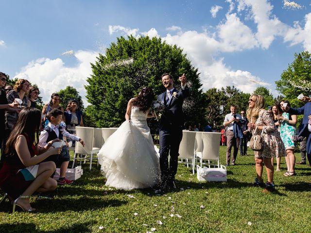 Il matrimonio di Enrico e Francesca a Godega di Sant'Urbano, Treviso 20