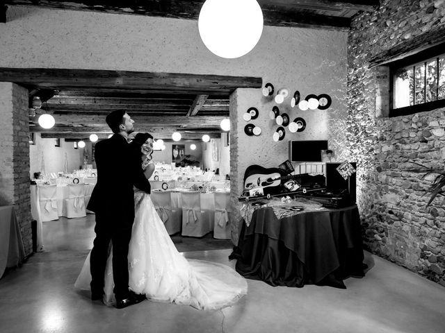 Il matrimonio di Enrico e Francesca a Godega di Sant'Urbano, Treviso 22