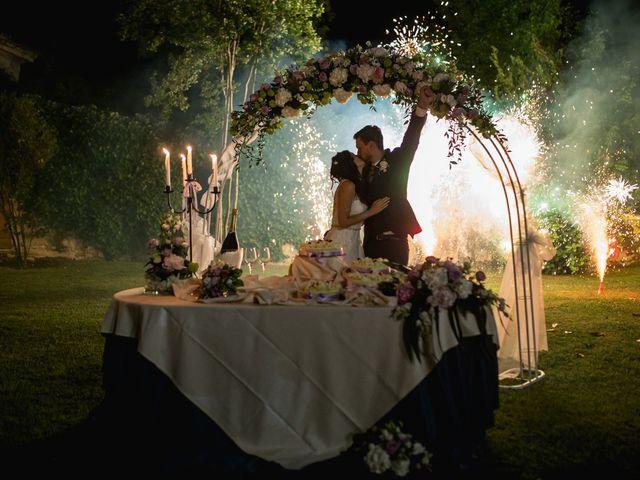 Il matrimonio di Enrico e Francesca a Godega di Sant'Urbano, Treviso 25