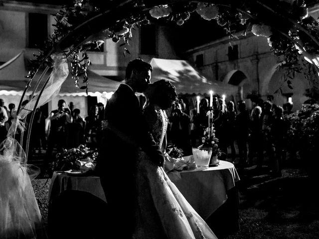 Il matrimonio di Enrico e Francesca a Godega di Sant'Urbano, Treviso 26