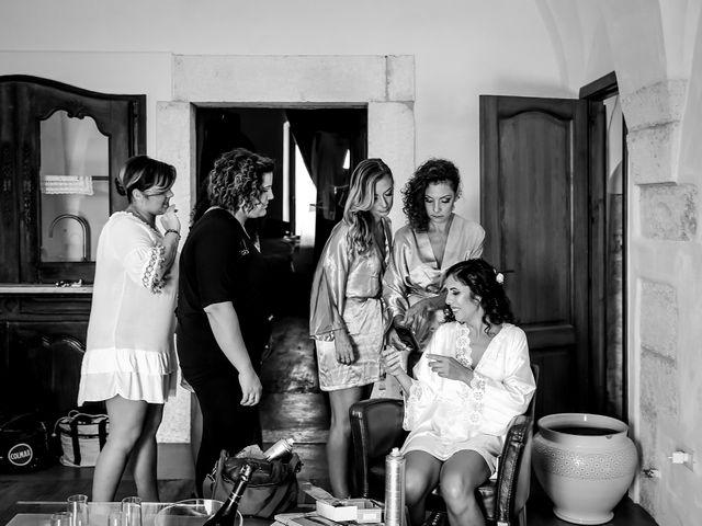 Il matrimonio di Will e Vanessa a Ostuni, Brindisi 2