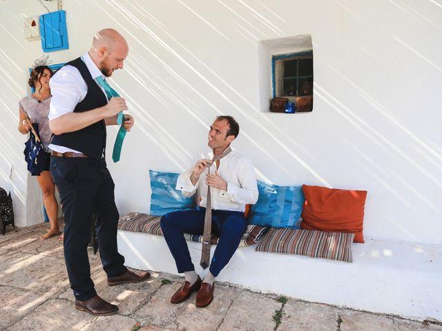 Il matrimonio di Will e Vanessa a Ostuni, Brindisi 4