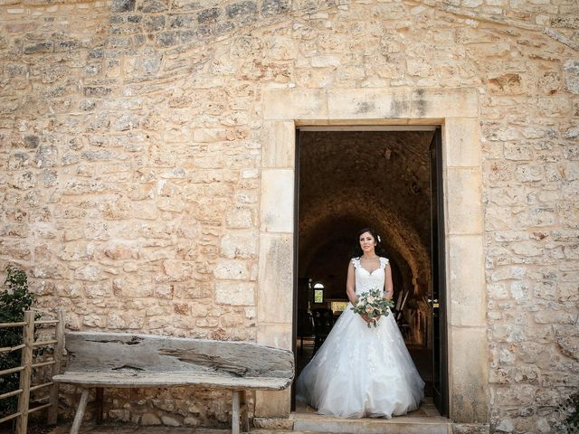 Il matrimonio di Will e Vanessa a Ostuni, Brindisi 7