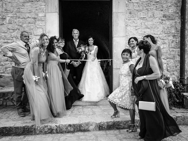 Il matrimonio di Will e Vanessa a Ostuni, Brindisi 9