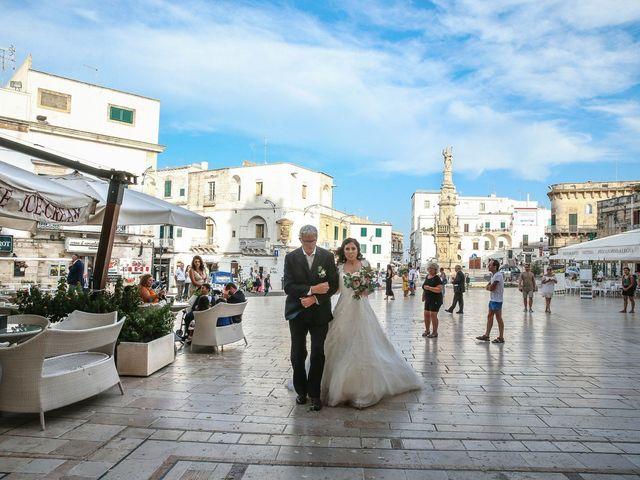 Il matrimonio di Will e Vanessa a Ostuni, Brindisi 10