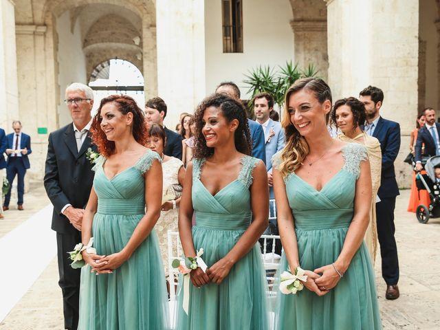 Il matrimonio di Will e Vanessa a Ostuni, Brindisi 11