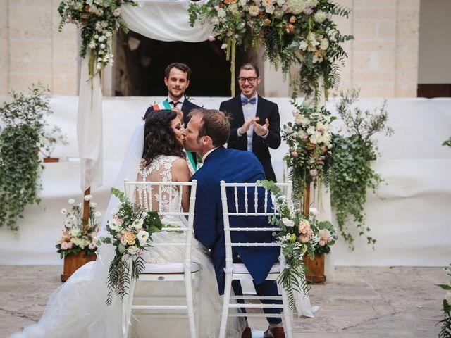 Il matrimonio di Will e Vanessa a Ostuni, Brindisi 15