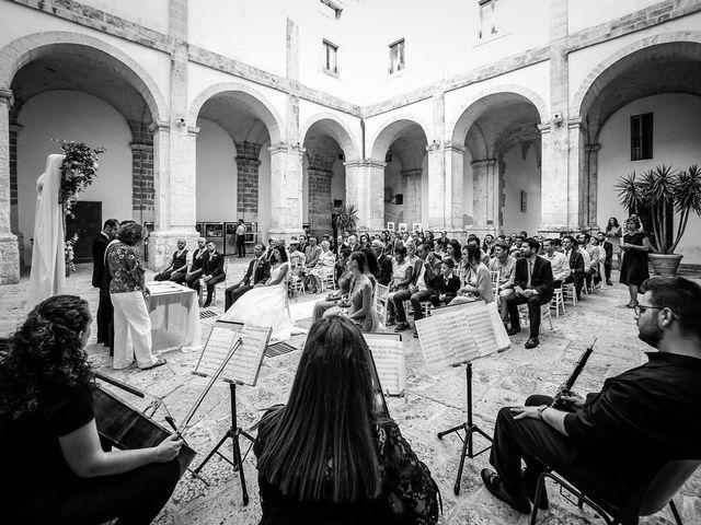 Il matrimonio di Will e Vanessa a Ostuni, Brindisi 16