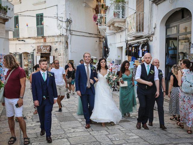 Il matrimonio di Will e Vanessa a Ostuni, Brindisi 18