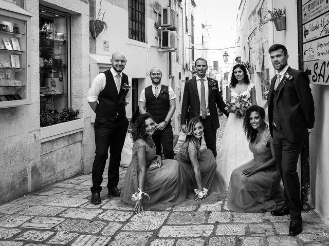Il matrimonio di Will e Vanessa a Ostuni, Brindisi 19