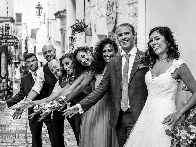 Il matrimonio di Will e Vanessa a Ostuni, Brindisi 20