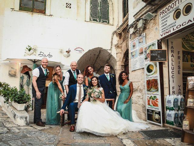 Il matrimonio di Will e Vanessa a Ostuni, Brindisi 22
