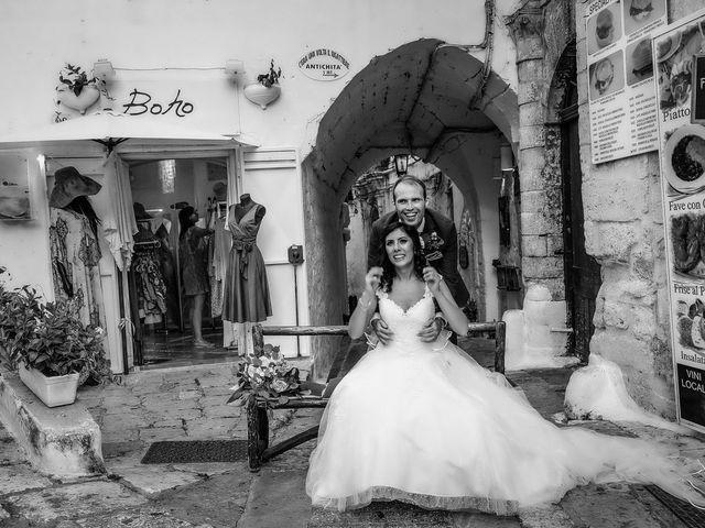 Il matrimonio di Will e Vanessa a Ostuni, Brindisi 23