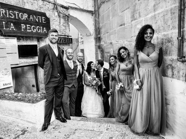 Il matrimonio di Will e Vanessa a Ostuni, Brindisi 24