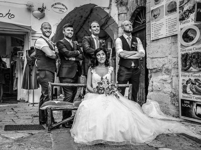 Il matrimonio di Will e Vanessa a Ostuni, Brindisi 25
