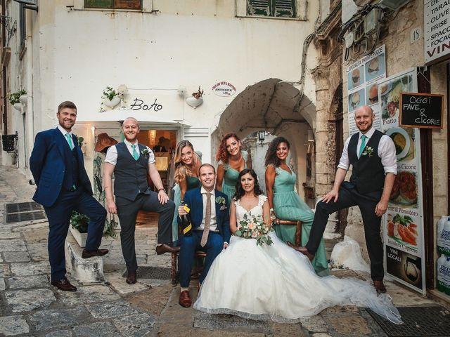 Il matrimonio di Will e Vanessa a Ostuni, Brindisi 26