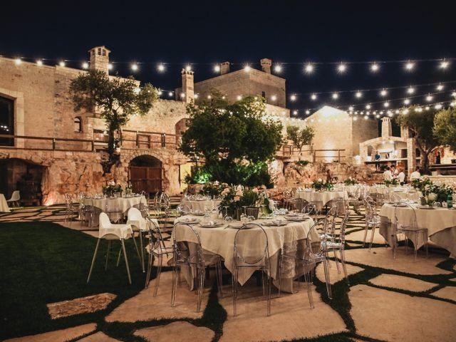 Il matrimonio di Will e Vanessa a Ostuni, Brindisi 27
