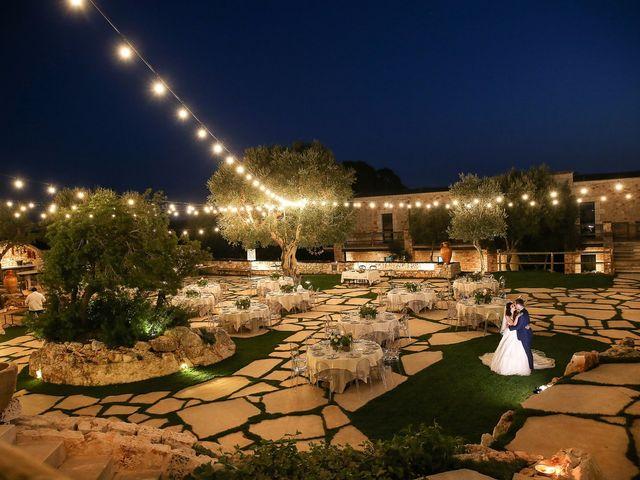 Il matrimonio di Will e Vanessa a Ostuni, Brindisi 29