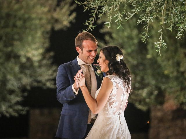 Il matrimonio di Will e Vanessa a Ostuni, Brindisi 30