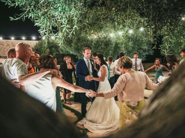 Il matrimonio di Will e Vanessa a Ostuni, Brindisi 31