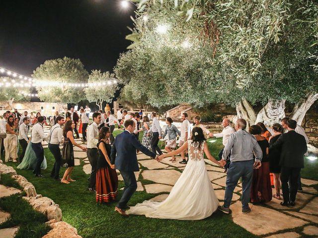 Il matrimonio di Will e Vanessa a Ostuni, Brindisi 32