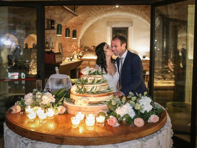 Il matrimonio di Will e Vanessa a Ostuni, Brindisi 33