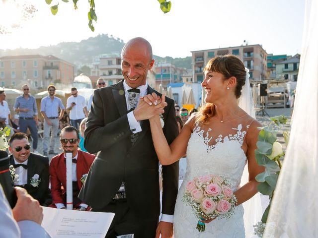 Il matrimonio di Matteo e Michela a Albisola Superiore, Savona 19