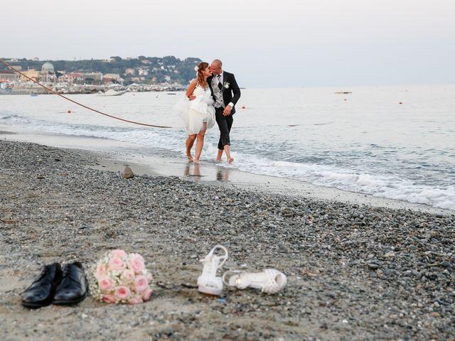 Il matrimonio di Matteo e Michela a Albisola Superiore, Savona 27
