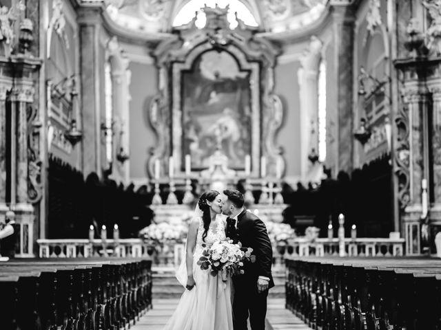 Il matrimonio di Gianluca e Sara a Trento, Trento 9