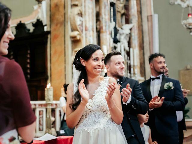 Il matrimonio di Gianluca e Sara a Trento, Trento 8