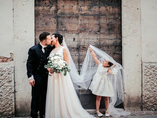 Il matrimonio di Gianluca e Sara a Trento, Trento 17