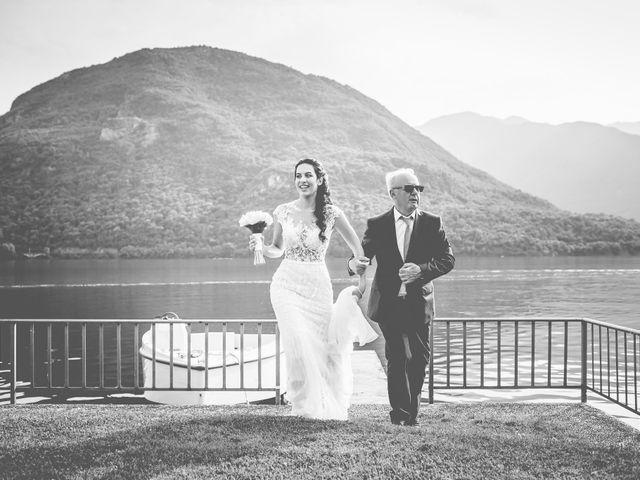 Il matrimonio di Giorgio e Simona a Mergozzo, Verbania 21