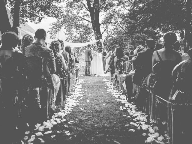 Il matrimonio di Giorgio e Simona a Mergozzo, Verbania 33