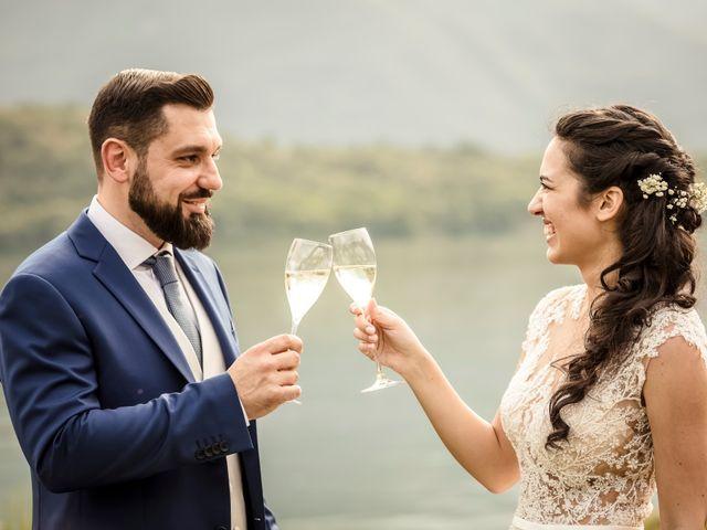 Il matrimonio di Giorgio e Simona a Mergozzo, Verbania 37