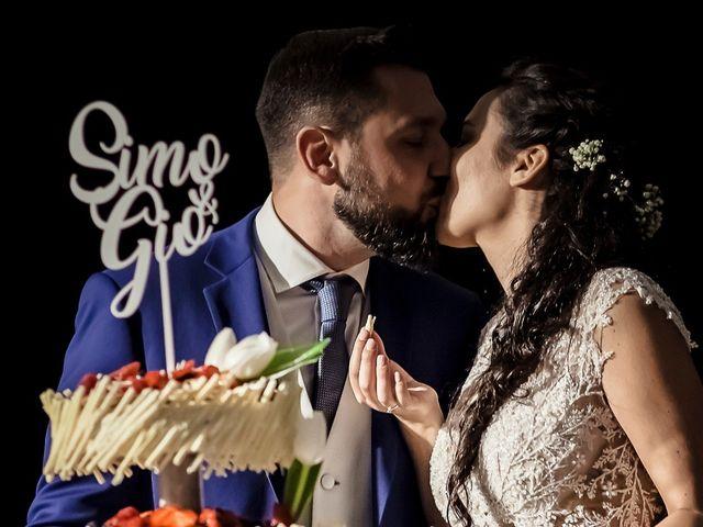 Il matrimonio di Giorgio e Simona a Mergozzo, Verbania 48