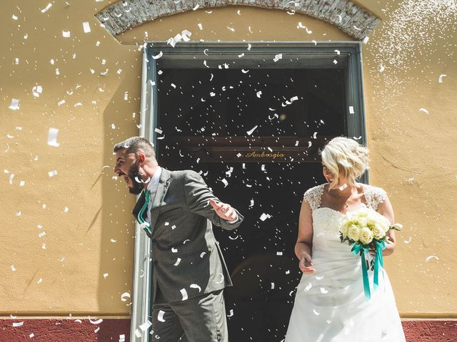Il matrimonio di Francesco e Luana a Savona, Savona 21
