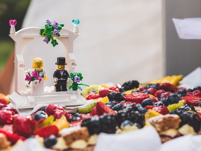 Il matrimonio di Francesco e Luana a Savona, Savona 36