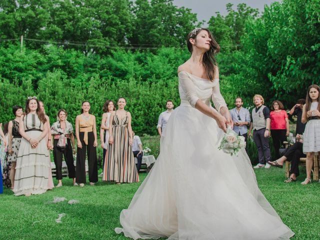 Il matrimonio di Michele e Anna a Cesena, Forlì-Cesena 37