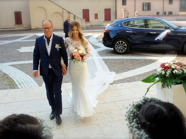 Il matrimonio di Alessandro e Tania a Salzano, Venezia 14