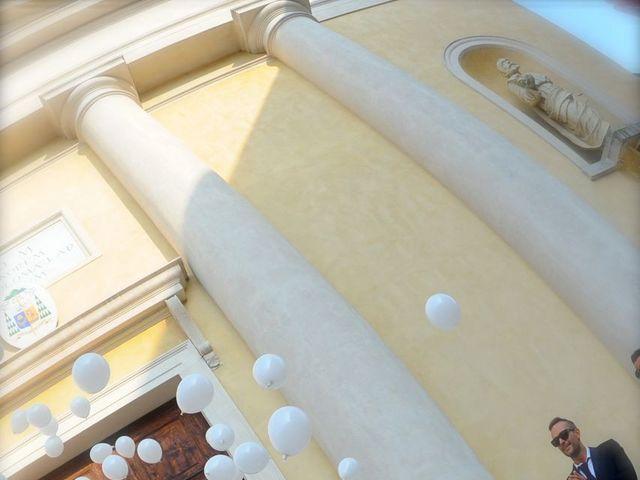 Il matrimonio di Alessandro e Tania a Salzano, Venezia 17
