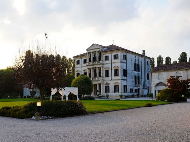 Il matrimonio di Alessandro e Tania a Salzano, Venezia 18