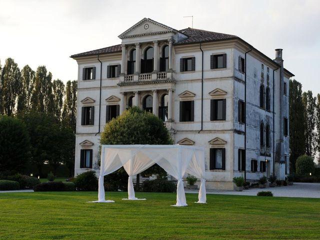 Il matrimonio di Alessandro e Tania a Salzano, Venezia 19