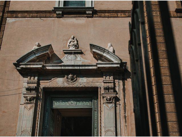 Il matrimonio di Francesco e Aurora a Palermo, Palermo 11