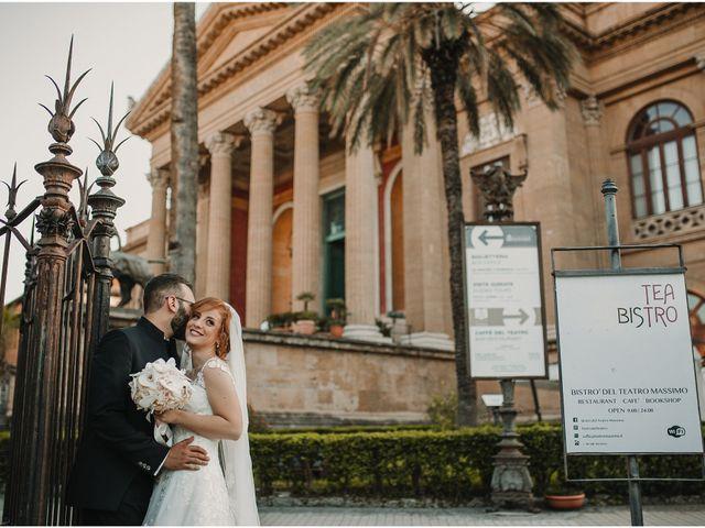 Il matrimonio di Francesco e Aurora a Palermo, Palermo 20