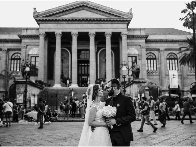 Il matrimonio di Francesco e Aurora a Palermo, Palermo 22