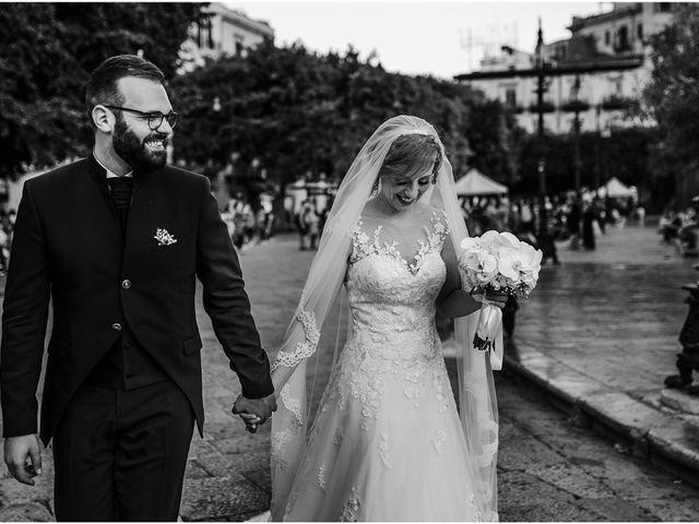 Il matrimonio di Francesco e Aurora a Palermo, Palermo 23