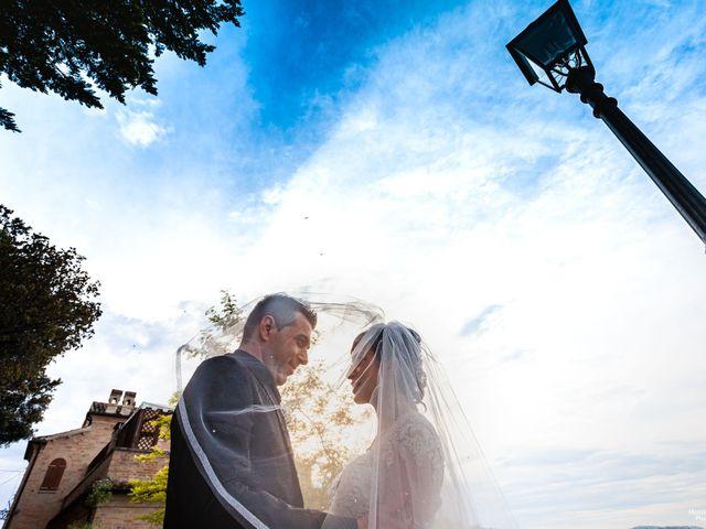 Il matrimonio di Flavio e Cecilia a Porto San Giorgio, Fermo 13