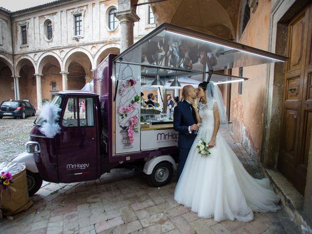 Il matrimonio di Diego e Stefania a Perugia, Perugia 22